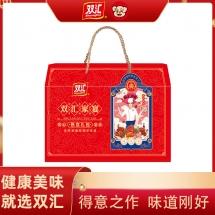 双汇熟食家宴礼盒1520g