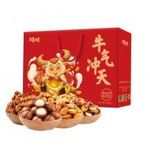 百草味-牛气冲天礼盒2380g