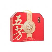 五芳斋经典五芳粽子礼盒1680g